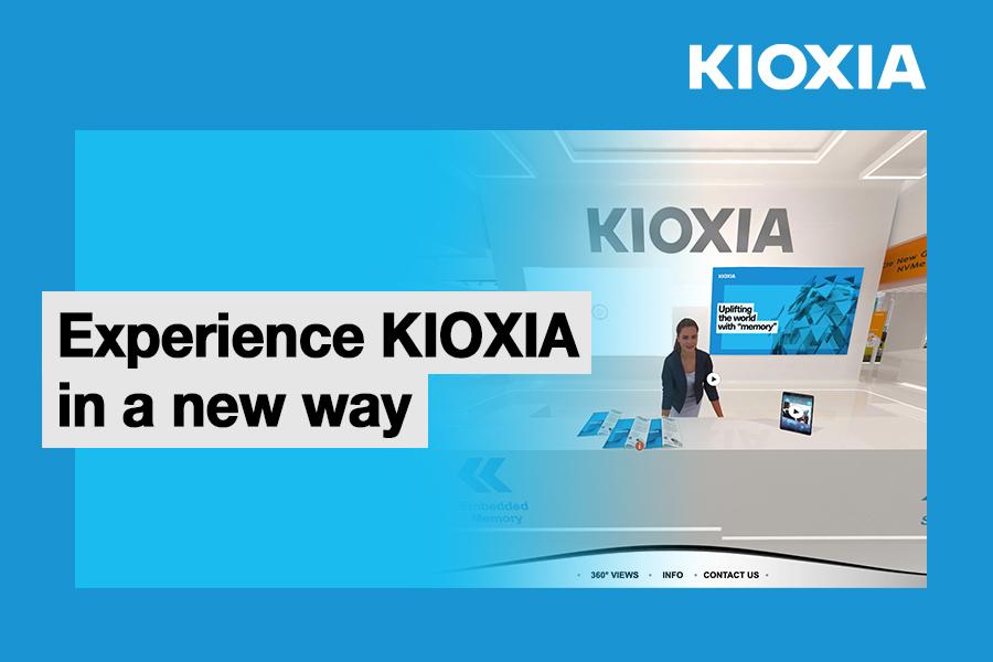 Meet KIOXIA