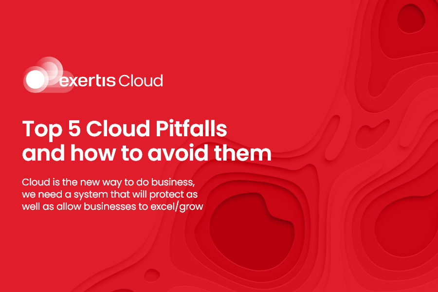 Top 5 cloud pitfalls and how to avoid them